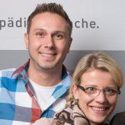 Kerstin und Axel Doppleb
